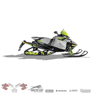 NEW 2018 ZR 8000 137 SP E.S @ DON'S SPEED PARTS