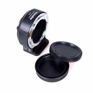 Commlite Nikon F Lens to Sony E mount Adapter