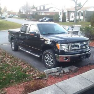 2013 Ford F-150 SuperCrew XLTD -  XTR Pickup Truck