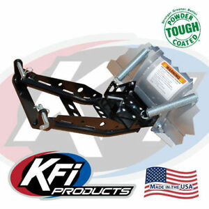 "66"" KFI Complete UTV Snow Plow Kit. Includes a 2yr warranty Windsor Region Ontario image 3"