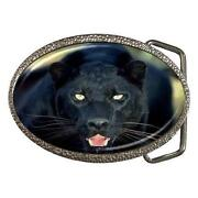 Panther Belt Buckle