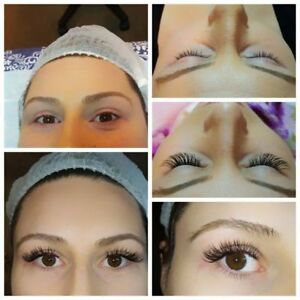 Eyelash Extension Sale- ending October 30, 2016 Cambridge Kitchener Area image 2