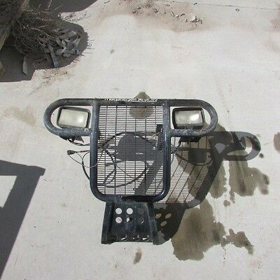 1996 POLARIS 500 SPORTSMAN ATV FRONT BUMPER GUARD HEADLIGHT