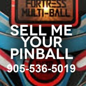 PINBALL MACHINES JUKEBOXES DEAD OR ALIVE FAST CA$H - FAST REMOVE