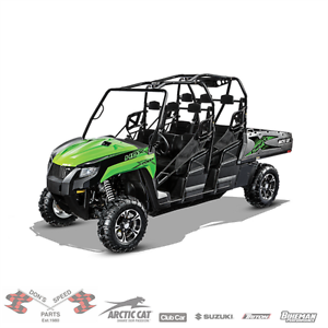 NEW 2017 HDX 700 CREW XT LINE UP @ DON'S SPEED PARTS