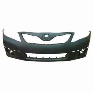 New Painted 2010-2011 Toyota Camry Front Bumper & FREE shipping