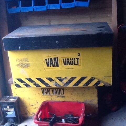 a3f019c788fceb choIce off two van vault boxes £50 each with keys Van Vault 2 S10250 Tool  Security Box