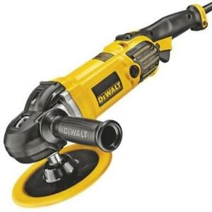 "DWP849Xr 7"" / 9"" Variable Speed Polisher with Soft Start"