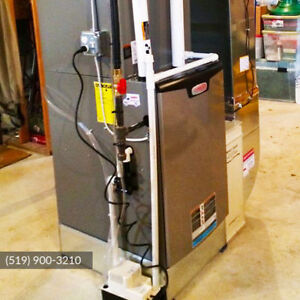 Furnaces & Air Conditioners - No Credit Checks (RENT TO OWN) Stratford Kitchener Area image 1