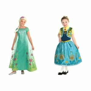 Elsa and Anna (from Frozen Fever) Costume