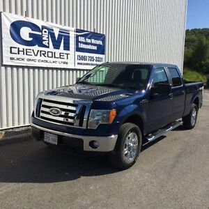2011 Ford F-150 XL, 4 WD, 5.0L V8, 5 speed automatic