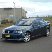 2009 Holden Commodore VE MY09.5 SV6 Blue 5 Speed Sports Automatic Sedan Run-o-waters Goulburn City Preview