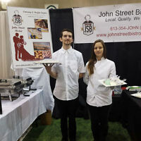 BBQ Buffet style catering from John Street Bistro