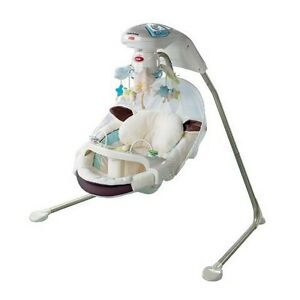 Fisher-Price My Little Lamb Swing London Ontario image 2