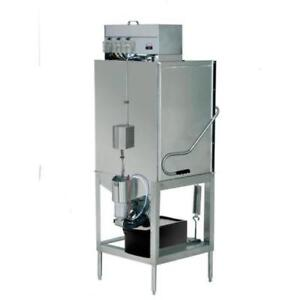 CMA Dishmachines S-AH Tall Single Rack Low Temperature Straight . *RESTAURANT EQUIPMENT PARTS SMALLWARES HOODS AND MORE*
