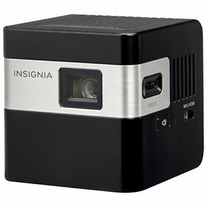 Insignia Portable Pico Projector Cube BRAND NEW SEALED $210 OBO