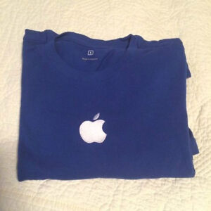 Apple Employee Shirts - Authentic