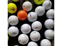 Golf balls.mostly top makes. mixed A grade.cleaned.