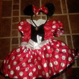 Minnie Mouse Costume (12-18 months)