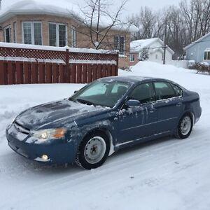 2006 Subaru Legacy Special Edition awd