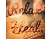 Massage therapy-Reiki healing