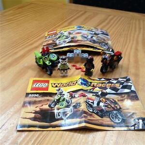 Lego Racers building sets - gently used