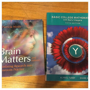 Brain Matter/ Basic College Mathmatics ( Educational Assistant) Windsor Region Ontario image 1