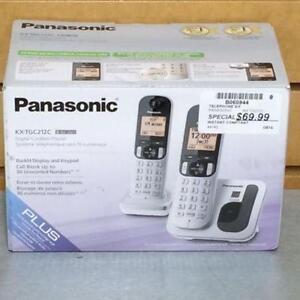Telephone Sans-Fil Panasonic ( B060945 )