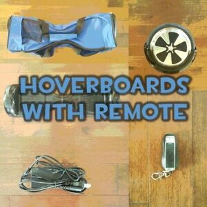 [SALE] Brand-New Hoverboards/Segways/Electric Scooters w/ Remote