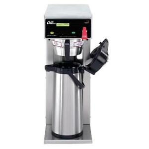 Curtis D500GT12A000 Automatic Airpot Coffee Brewer with Digital . *RESTAURANT EQUIPMENT PARTS SMALLWARES HOODS AND MORE*
