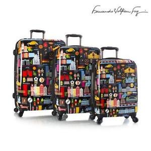 Fernando by Heys Favourite Germany Spinner 3 piece Luggage Set