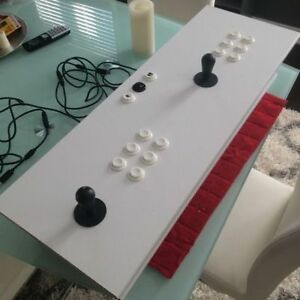 2 player arcade stick with gameboard build in Loaded 20,000games