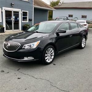2014 Buick LaCrosse w Leather/power everything/touchscreen