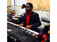 Gospel & Social Keyboard Player Available