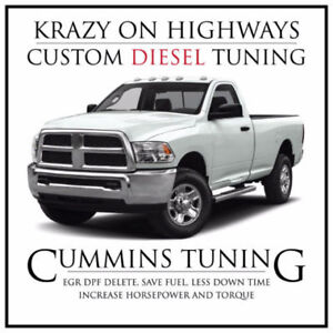 CUSTOM Krazy On Highways Cummins (Dodge Pickup) Tuning