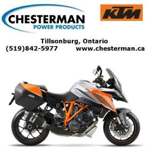 2017 KTM 1290 Super Duke GT - FREE INDOOR STORAGE UNTIL SPRING