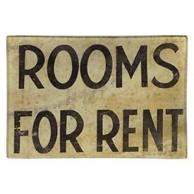 Rooms for rent from £35