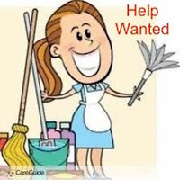 A Pair of House Cleaners wanted for monthly cleaning in NW