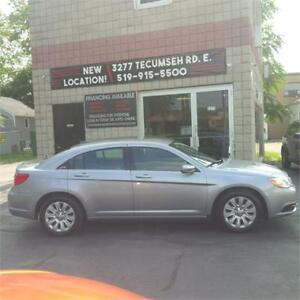 2013 Chrysler 200 LX $62.30/week *