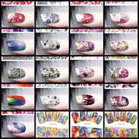 Nail Art Water Transfer Stickers Tips FREE SHIPPING