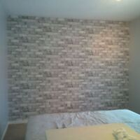 EXPERIENCED PROFESSIONAL PAINTER AND WALLPAPER HANGER