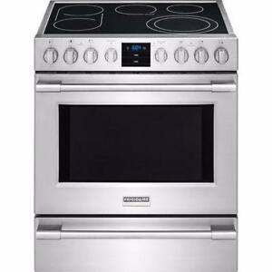 30'' Range, Convection, Self-cleaning, Stainless, Frigidaire