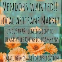 Vendors wanted Beamsville
