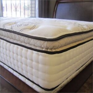 Luxury Mattresses from Show Home Staging, SALE! Tues 3-6:30!