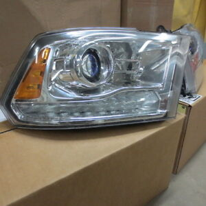 Ram projector headlights