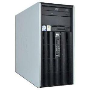 HP Compaq DC5700 Core 2 Duo E6300 1.86GHz - 2GB - 80GB - Windows