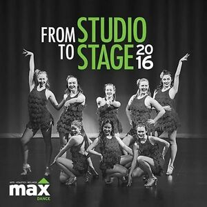 MAX Dance Showcase Matinee May 28