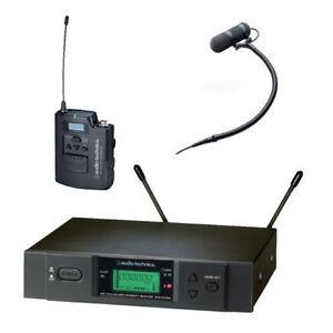 Head Set Wireless Mic* Audio Technica 3000 Serie* Neuf