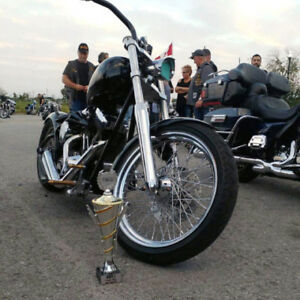 2011 Ultima 1340cc Softail Chopper