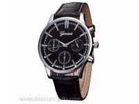 Casual Geneva Quartz Watch